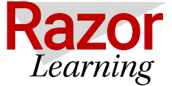 Razor Learning Logo